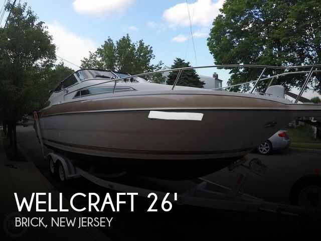 Used Wellcraft 26 Boats For Sale by owner | 1993 Wellcraft EXCEL 260 SE