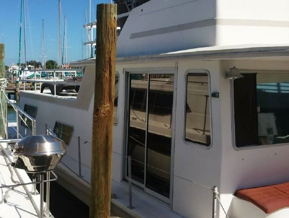 Gibson 42, 42', for sale - $38,900