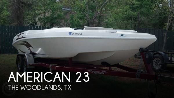 Used AMERICAN Boats For Sale by owner | 2004 American 23