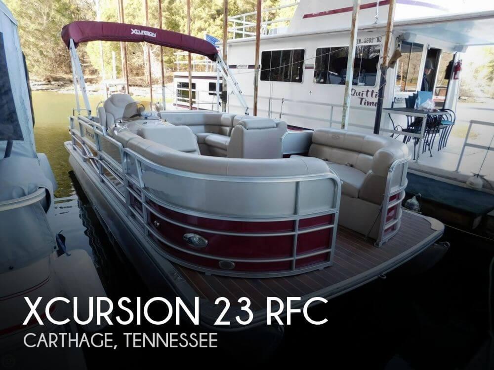 2014 XCURSION 23 RFC for sale