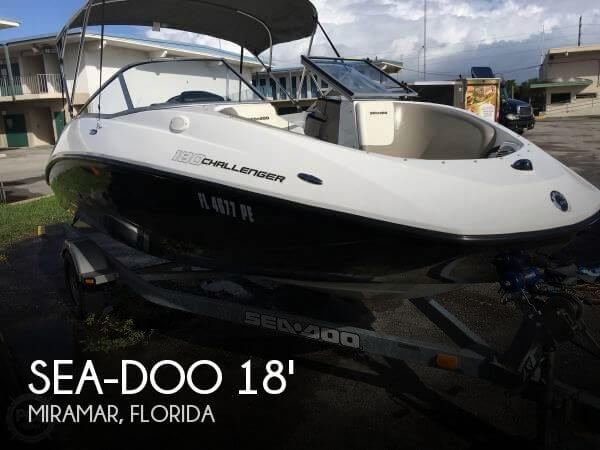 Used Sea-Doo Boats For Sale by owner | 2011 Sea-Doo 17