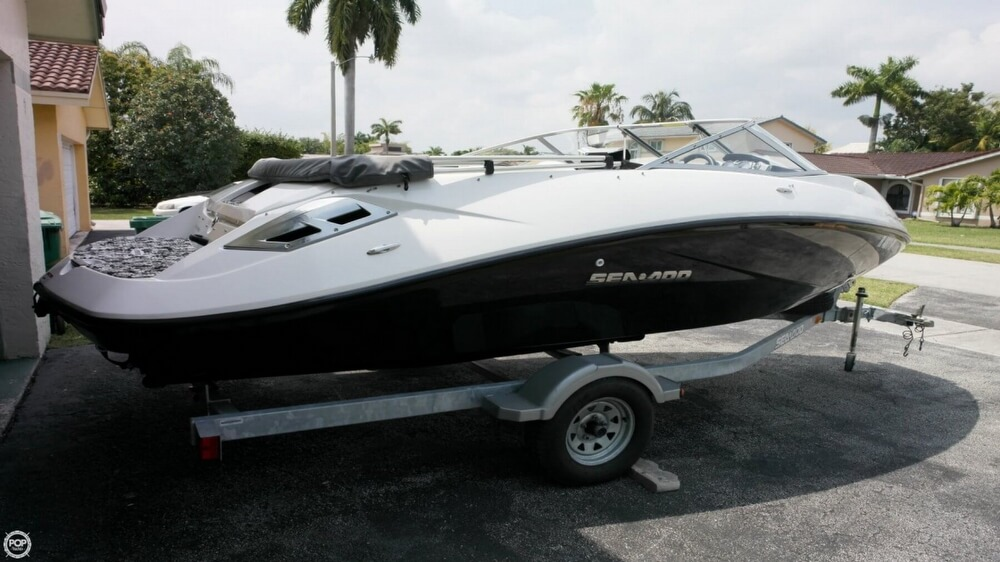 2011 Sea Doo PWC boat for sale, model of the boat is 180 Challenger Supercharged & Image # 10 of 41