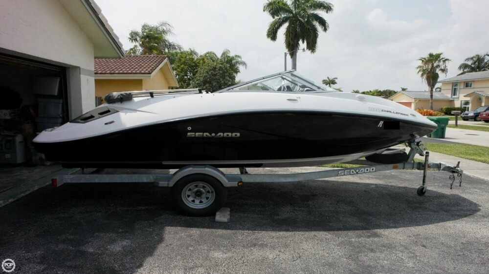 2011 Sea Doo PWC boat for sale, model of the boat is 180 Challenger Supercharged & Image # 11 of 41
