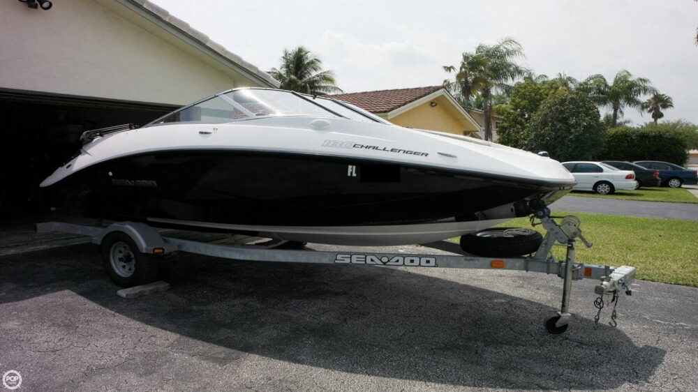 2011 Sea Doo PWC boat for sale, model of the boat is 180 Challenger Supercharged & Image # 12 of 41