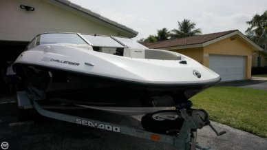Sea-Doo 180 Challenger Supercharged, 17', for sale - $22,900