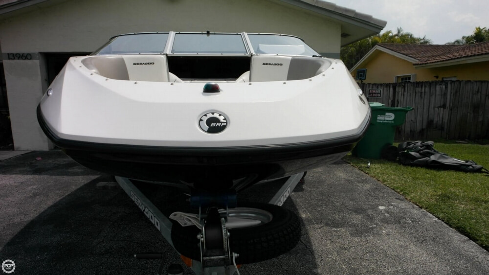 2011 Sea Doo PWC boat for sale, model of the boat is 180 Challenger Supercharged & Image # 14 of 41