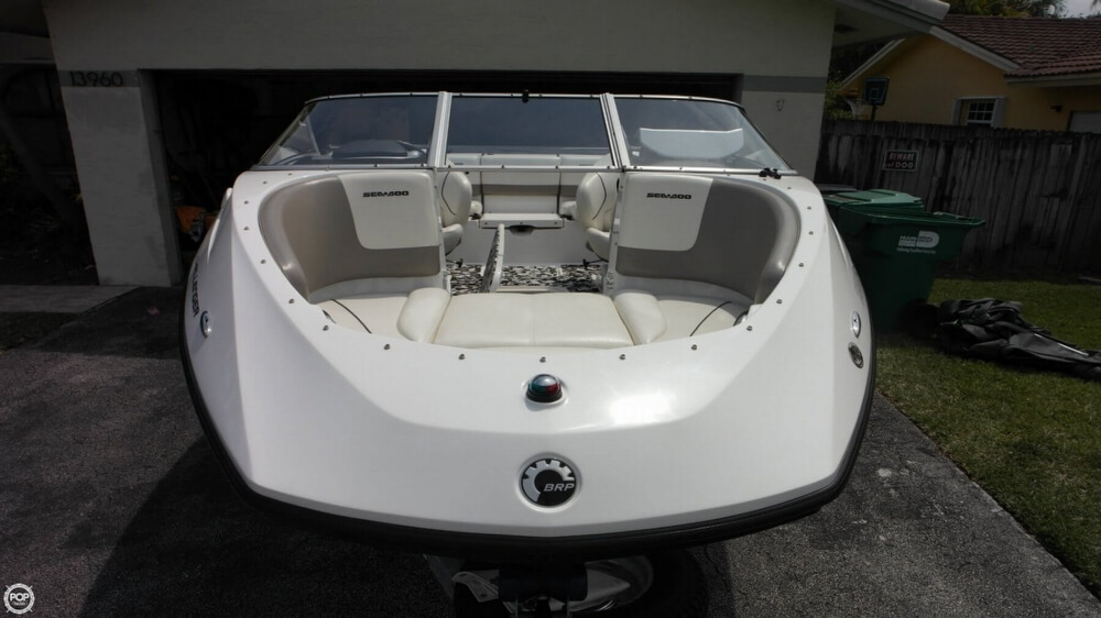 2011 Sea Doo PWC boat for sale, model of the boat is 180 Challenger Supercharged & Image # 2 of 41