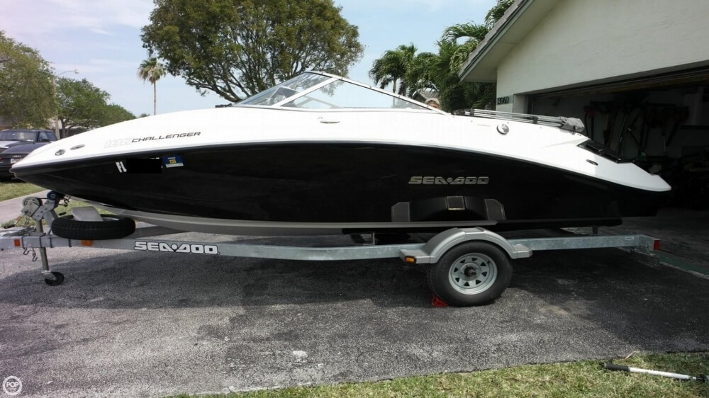 2011 Sea Doo PWC boat for sale, model of the boat is 180 Challenger Supercharged & Image # 17 of 41