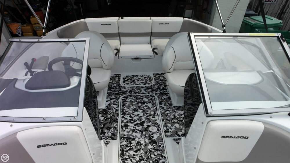 2011 Sea Doo PWC boat for sale, model of the boat is 180 Challenger Supercharged & Image # 5 of 41