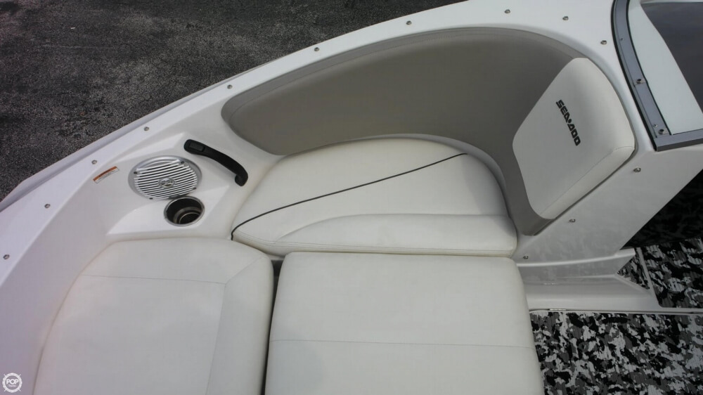 2011 Sea Doo PWC boat for sale, model of the boat is 180 Challenger Supercharged & Image # 21 of 41