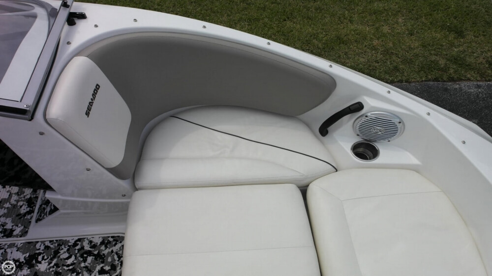 2011 Sea Doo PWC boat for sale, model of the boat is 180 Challenger Supercharged & Image # 22 of 41