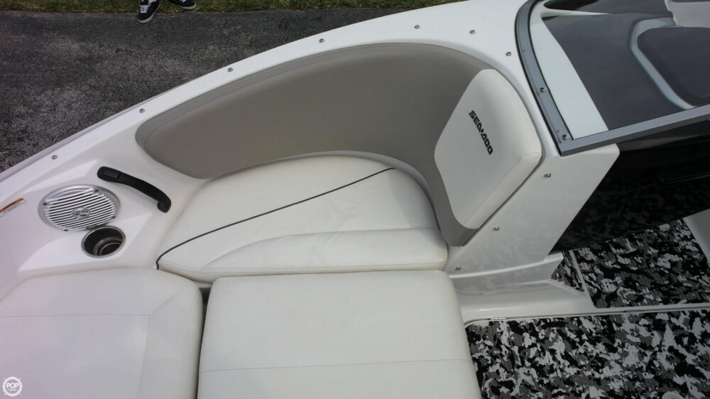 2011 Sea Doo PWC boat for sale, model of the boat is 180 Challenger Supercharged & Image # 23 of 41