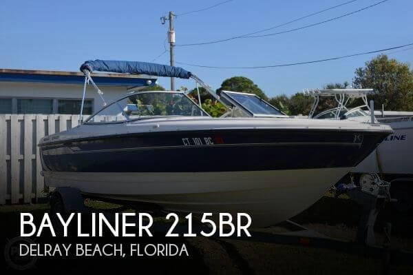 Used Bayliner 21 Boats For Sale by owner | 2006 Bayliner 215BR