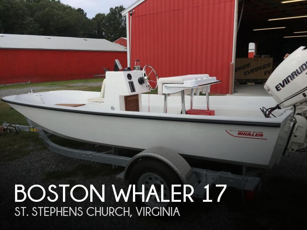 Used Boston Whaler Boats For Sale in Virginia by owner | 1978 Boston Whaler 17