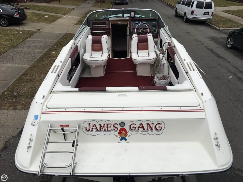 1989 Sea Ray boat for sale, model of the boat is 260 CC & Image # 4 of 40