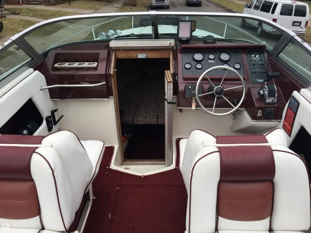 1989 Sea Ray boat for sale, model of the boat is 260 CC & Image # 8 of 40