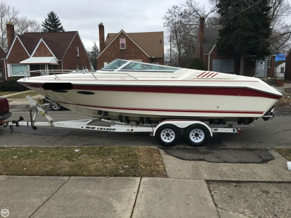 1989 Sea Ray boat for sale, model of the boat is 260 CC & Image # 14 of 40