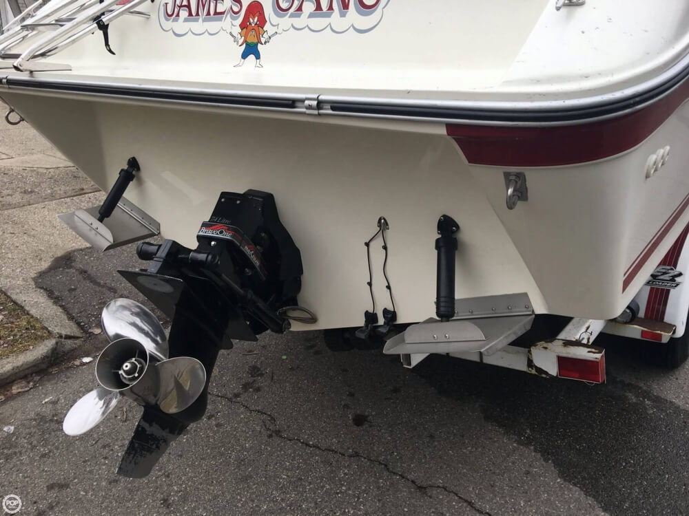1989 Sea Ray boat for sale, model of the boat is 260 CC & Image # 30 of 40
