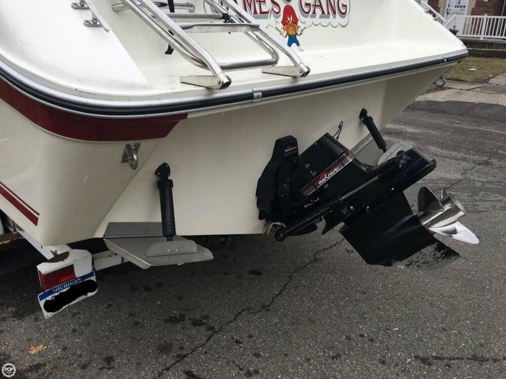 1989 Sea Ray boat for sale, model of the boat is 260 CC & Image # 31 of 40