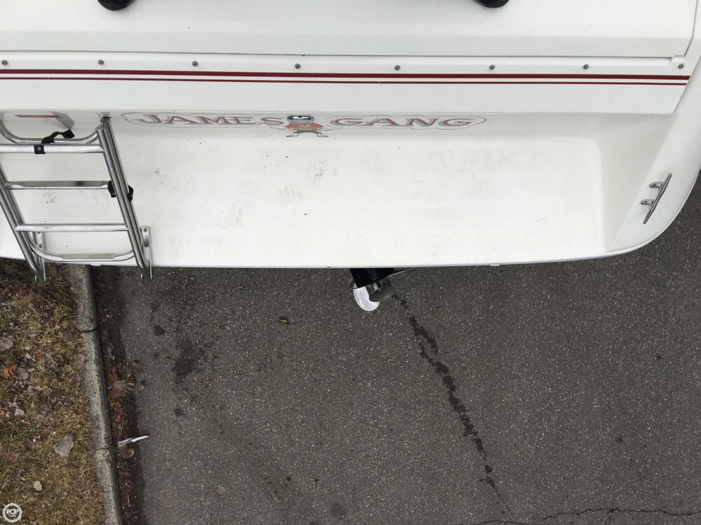 1989 Sea Ray boat for sale, model of the boat is 260 CC & Image # 32 of 40