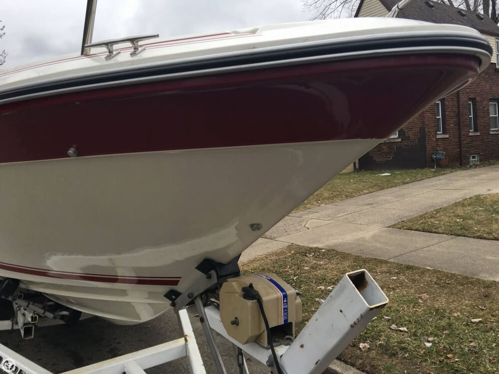 1989 Sea Ray boat for sale, model of the boat is 260 CC & Image # 36 of 40