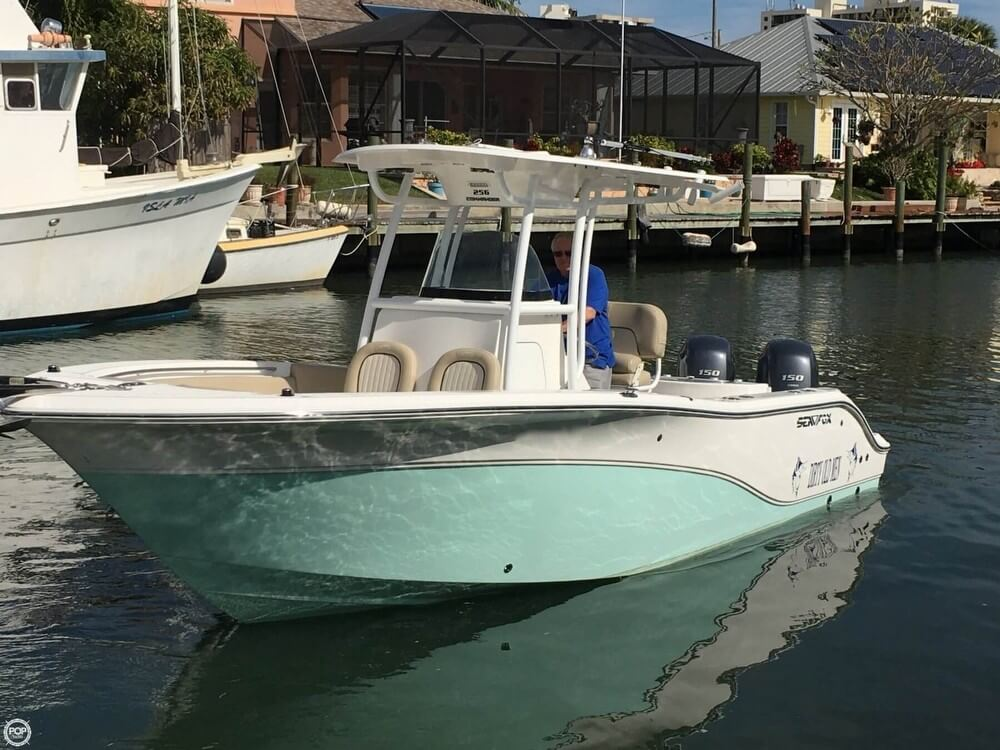 2015 Sea Fox boat for sale, model of the boat is 256 Commander Center Console. & Image # 7 of 40