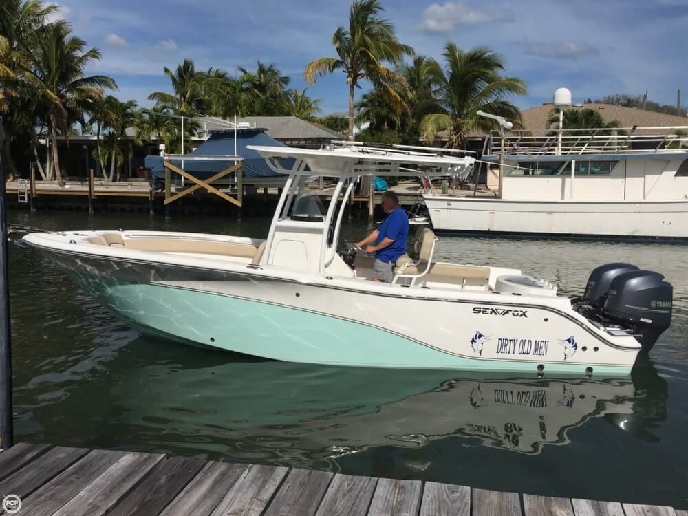 2015 Sea Fox boat for sale, model of the boat is 256 Commander Center Console. & Image # 6 of 40