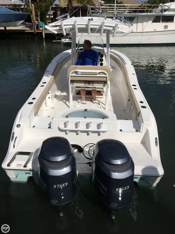 2015 Sea Fox boat for sale, model of the boat is 256 Commander Center Console. & Image # 3 of 40