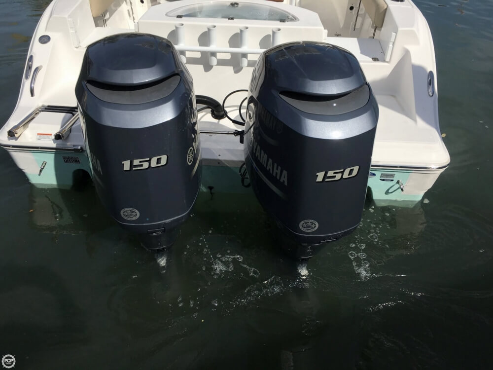 2015 Sea Fox boat for sale, model of the boat is 256 Commander Center Console. & Image # 9 of 40