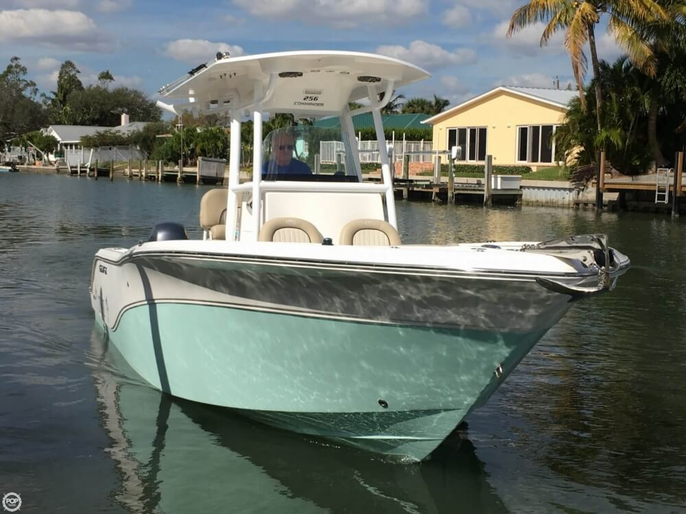 2015 Sea Fox boat for sale, model of the boat is 256 Commander Center Console. & Image # 11 of 40