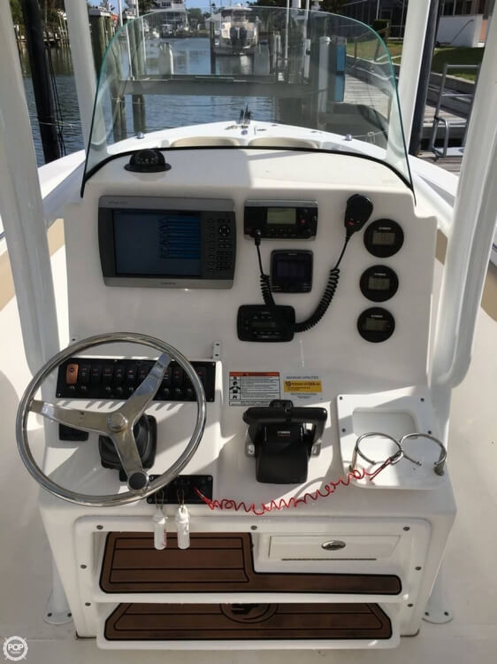 2015 Sea Fox boat for sale, model of the boat is 256 Commander Center Console. & Image # 4 of 40