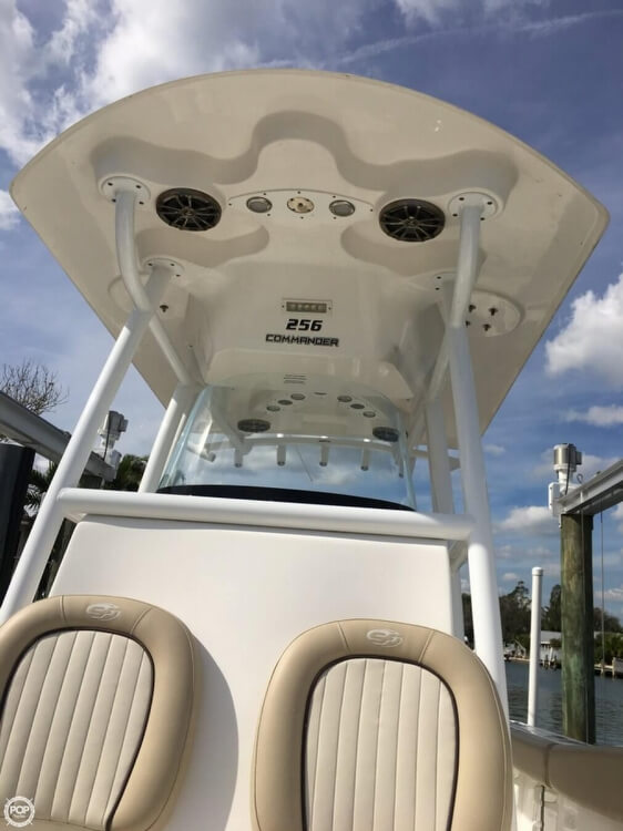 2015 Sea Fox boat for sale, model of the boat is 256 Commander Center Console. & Image # 5 of 40
