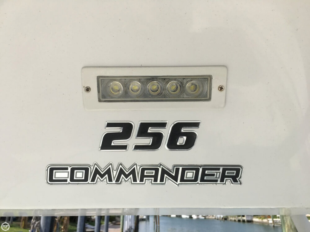 2015 Sea Fox boat for sale, model of the boat is 256 Commander Center Console. & Image # 21 of 40