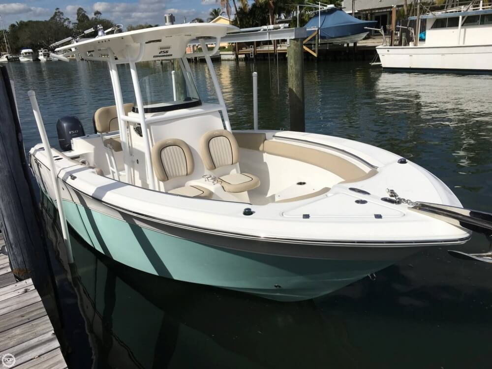2015 Sea Fox boat for sale, model of the boat is 256 Commander Center Console. & Image # 35 of 40