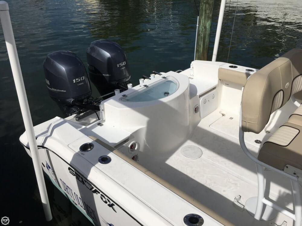 2015 Sea Fox boat for sale, model of the boat is 256 Commander Center Console. & Image # 36 of 40