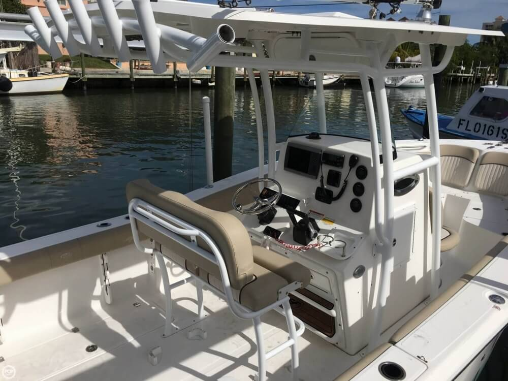 2015 Sea Fox boat for sale, model of the boat is 256 Commander Center Console. & Image # 37 of 40