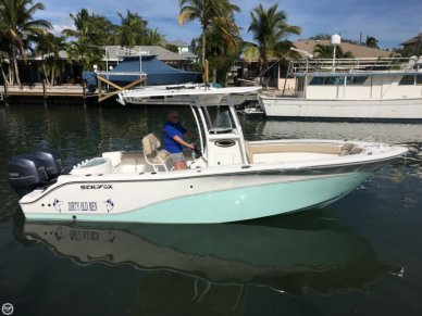 Sea Fox 256 Commander Center Console., 25', for sale - $75,900