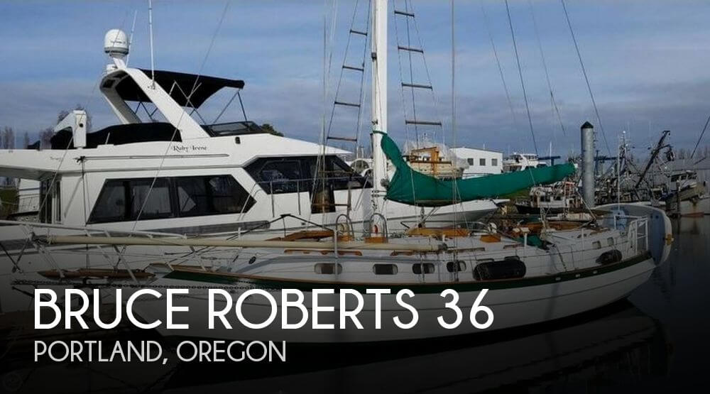 Used Boats For Sale in Salem, Oregon by owner | 2001 Bruce Roberts 36