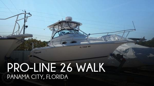 Used Pro-Line Boats For Sale in Florida by owner | 2004 Pro-Line 26