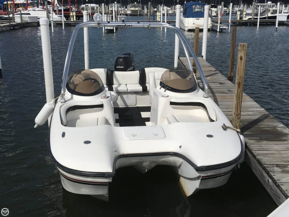 2007 Aksano boat for sale, model of the boat is F18 & Image # 2 of 40
