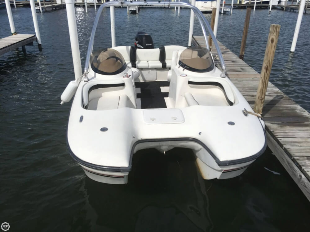 2007 Aksano boat for sale, model of the boat is F18 & Image # 12 of 40