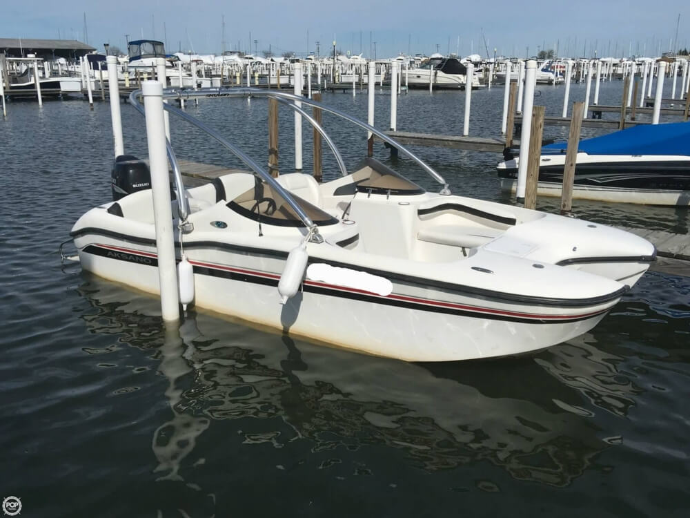 2007 Aksano boat for sale, model of the boat is F18 & Image # 22 of 40