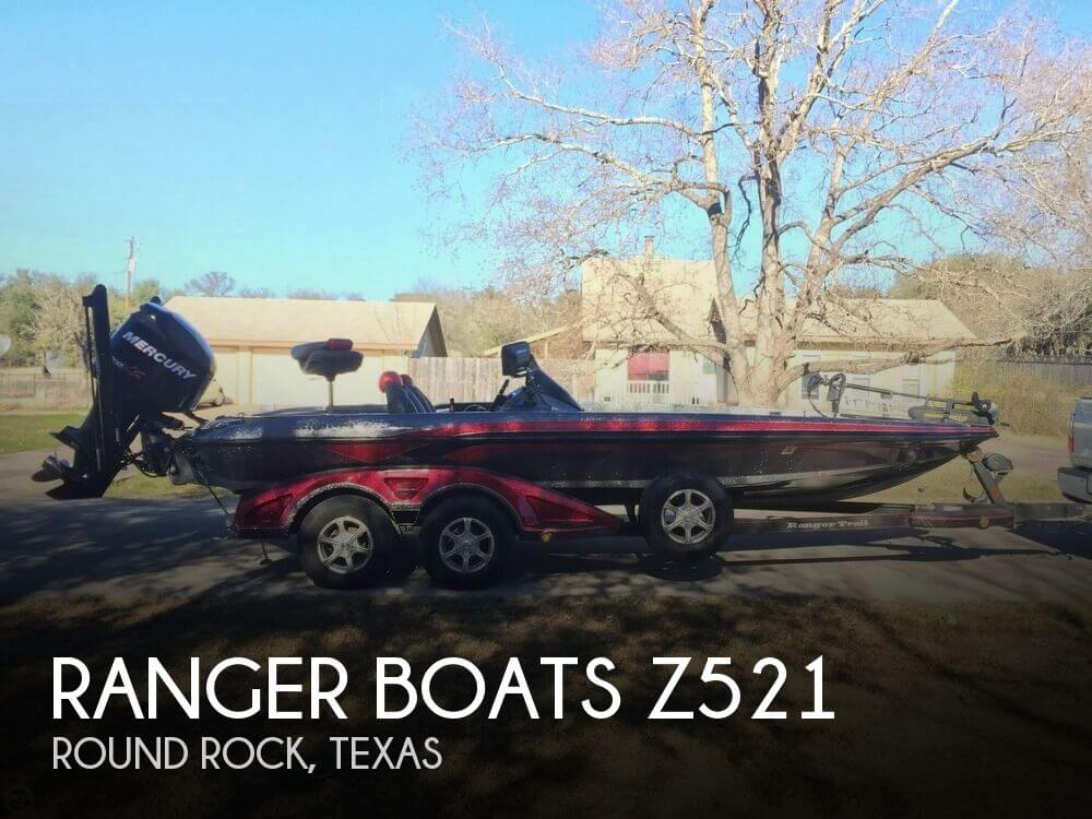 Used Ranger Bass Boats For Sale In Texas - Page 1 of 1