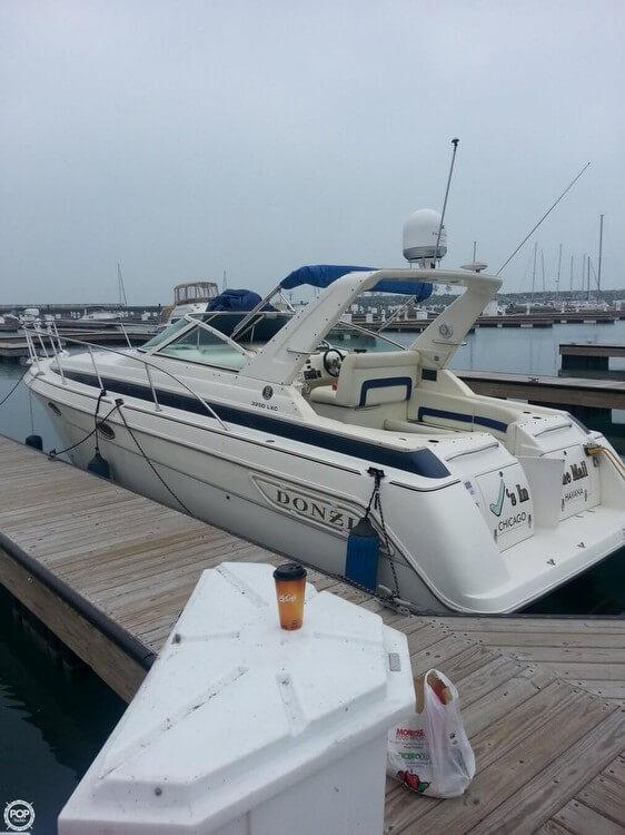 1997 Donzi 3250 LXC!
