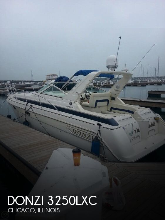 Used DONZI Boats For Sale by owner | 1997 Donzi 3250LXC