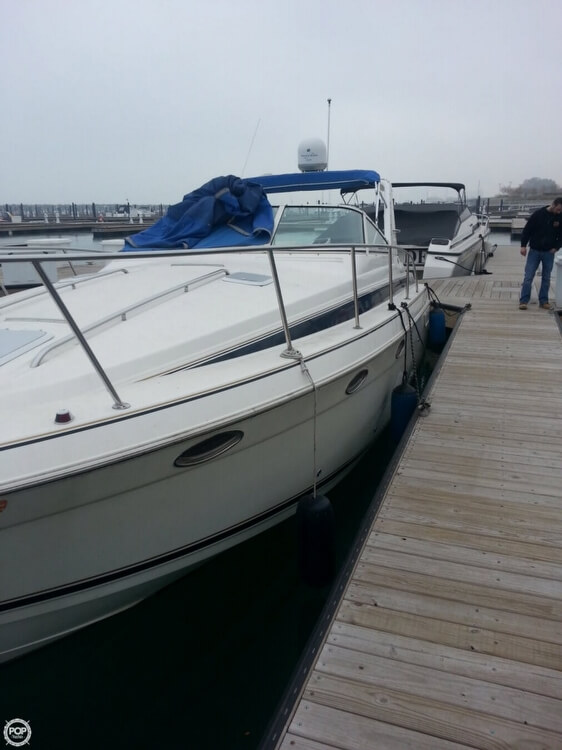 1997 Donzi boat for sale, model of the boat is 3250LXC & Image # 2 of 40