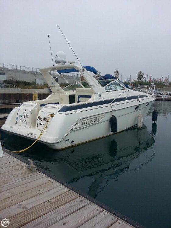 1997 Donzi boat for sale, model of the boat is 3250LXC & Image # 3 of 40