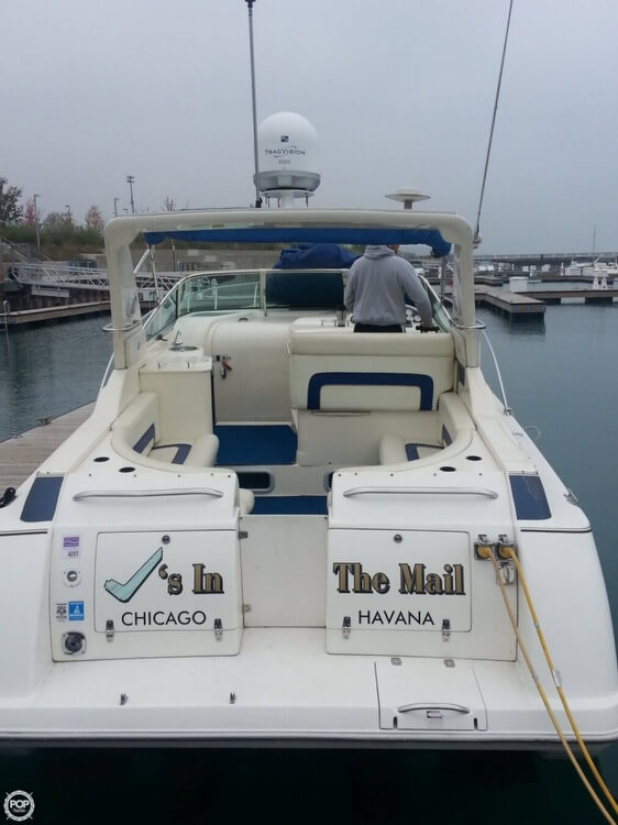 1997 Donzi boat for sale, model of the boat is 3250LXC & Image # 4 of 40
