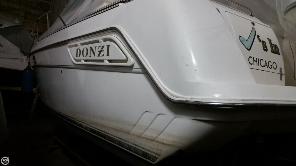 1997 Donzi boat for sale, model of the boat is 3250LXC & Image # 14 of 40