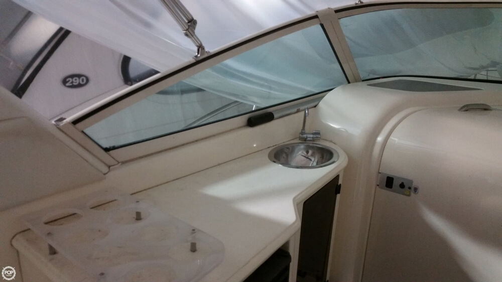 1997 Donzi boat for sale, model of the boat is 3250LXC & Image # 32 of 40